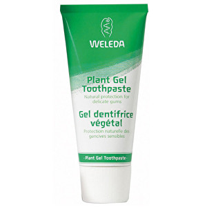 Weleda Rastlinný zubný gél 75 ml