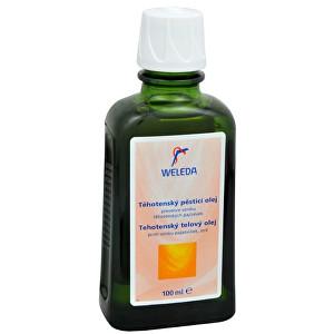 Fotografie Těhotenský pěstící olej Weleda Obsah 100 ml