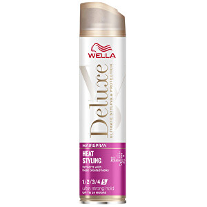 Wella Lak na vlasy Deluxe Heat Styling (Hairspray) 250 ml