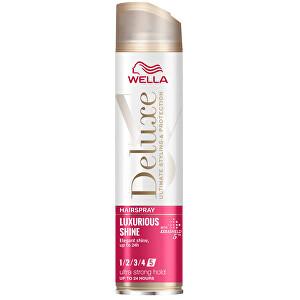 Wella Lak na vlasy Deluxe Luxurious Shine (Hairspray) 250 ml