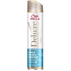 Wella Lak na vlasy Deluxe Wonder Volume & Protection (Hairspray) 250 ml