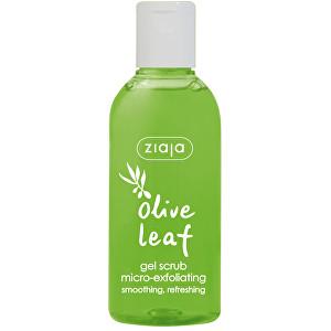 Ziaja Gelový peeling Olive Leaf (Gel Scrub Micro-Exfoliating) 200 ml