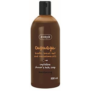 Ziaja Kristályszappan zuhanyzóban és kádban Cupuacu 500 ml