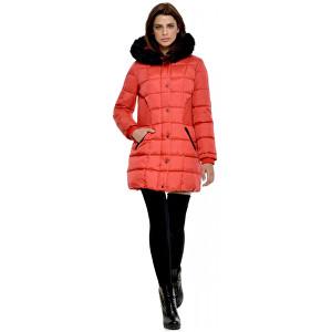 Biston-Splendid Dámska červená bunda 34101044.030 S