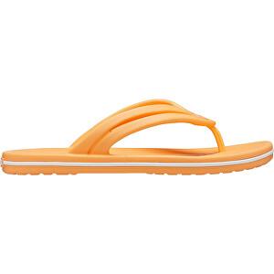 Crocs Dámske žabky Crocband Flip W Cantaloupe 206100-801 41-42