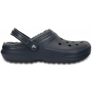 Crocs Papuci de casă din Classic Lined înfunde 203591-459 42-43