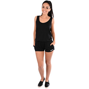 920d1c860f Calvin Klein Dámsky overal Scoop Back Romper KW0KW00385 Black L