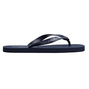 25a2aa689e24 Calvin Klein Pánske žabky FF Sandals KM0KM00341-445 Blue Shadow 41-42