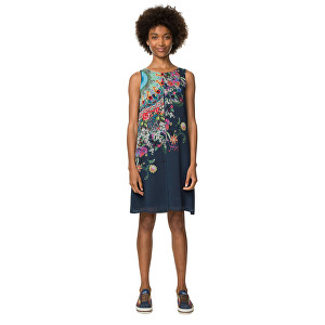 0fcc9fec0417 Desigual Dámské šaty Vest Candice 18SWVWES 5001 36