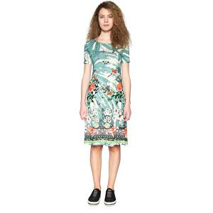 Desigual Dámske šaty Vest Eleonor 18SWVK95 4098 M