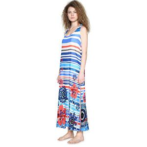 d1a572173496 Desigual Dámske šaty Vest Flora 18SWMW04 5202 M na predaj