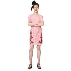 db782ae839e8 Desigual Dámske šaty Vest Nakata Coral 19SWVW79 7019 36 na predaj