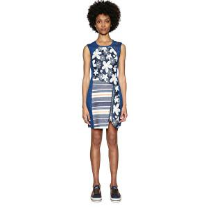 Desigual Femeile rochie Vest No Sleep 18SWVD14 5008 36