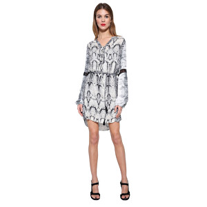 Desigual Femeile rochie Vest Susi 17WWVW22 2007 40