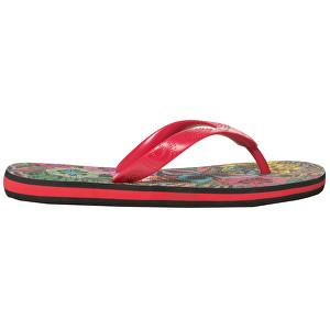 Desigual Pantofi pentru femei Shoes Flip Flop Tropical Negro 19SSHF10 2000 39