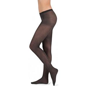 Evona Dámské punčochové kalhoty Melange 999 černé 164-108