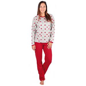 Evona Dámske pyžamo P VALERIE BASS M