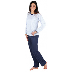 Evona Dámske pyžamo P1406 364 XXL