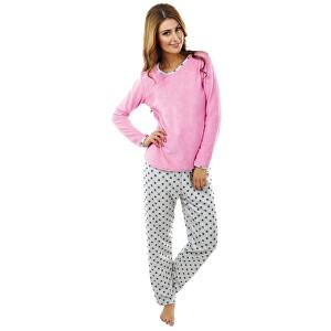 Evona Dámske pyžamo P 1422- 402 XL