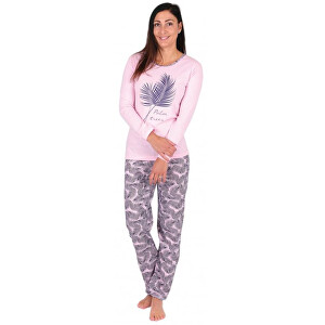 Evona Dámske pyžamo Palm a XL