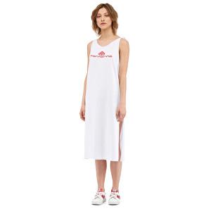 15617d41f17 Fornarina Dámské šaty Elga-Bianco Abito L