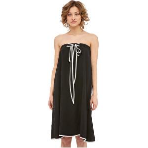 Fornarina Dámské šaty Michaela-Nero Abito S