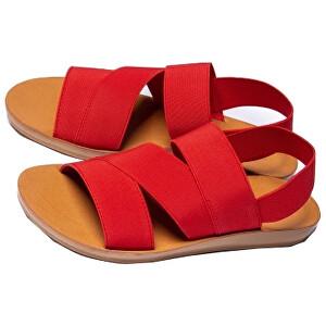 Heavy Tools Dámske sandále Uyuba S19-932 Red 36