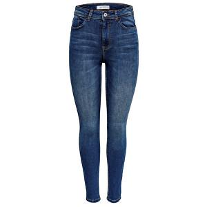 Jacqueline de Yong Jeans pentru femeie JDYJONA Skinny HIGH LIFE MB Noos DNM Mediu Blue Denim 27/32