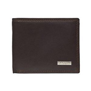 Lagen Pánska hnedá kožená peňaženka Brown LG1788