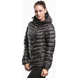 Meatfly Dámska zimná bunda Bell a 2 Jacket A - Black M