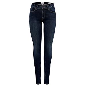 ONLY Femei Jeans ONLSHAPE REG SK DNM JEANS REA9820 Denim Blue Dark 25/32