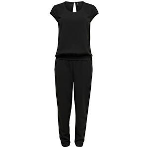 ONLY Doamnelor overal Carolina S/S Jumpsuit Tlr Black 34