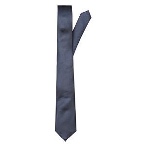SELECTED HOMME Bărbați tie New Texture Tie 7cm Noos B Dark Sapphire