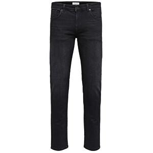 SELECTED HOMME Jeans Slim-Leon 6138 Wash Black St W Noos Black 36/36