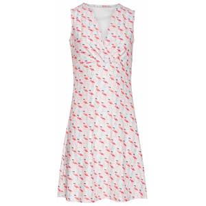 40f8871e4f4d Smashed Lemon Dámske krátke šaty Pink 18173 14 L