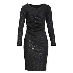 Smashed Lemon Dámské šaty Black 18898