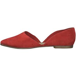 s.Oliver Femeile ballerina Red 5-5-24200-22-500 37