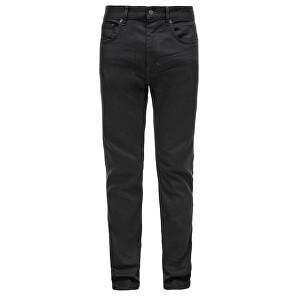 s.Oliver Jeans pentru bărbați PANTS SLIM Grey / Black 13.910.71.5856.98Z1 34/34
