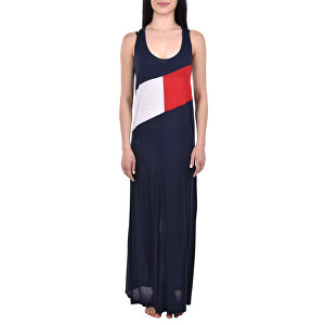 Tommy Hilfiger Rochie pentru femei Clb Tank Dress Navy Blazer UW0UW01525-416 L