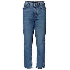 Vero Moda Jeans VMSARA MR RELAXED STR J BA385 NOOS GA CI Medium Blue Denim 31/32