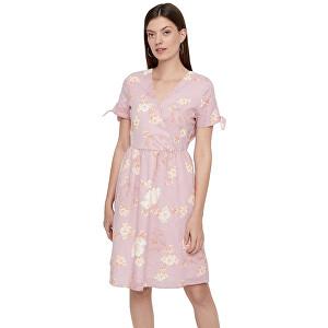 Vero Moda Dámske šaty Sally Ss Abk Dress Wvn Foxglove S