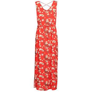 Vero Moda VMSIMPLY EASY 10227830 Goji Berry JOHANNA női egyberuha XL