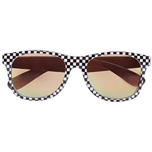 VANS Pánske slnečné okuliare Spicoli 4 S hades Checkerboard   Black  Red  V00LC0PIT 46977b30ff3