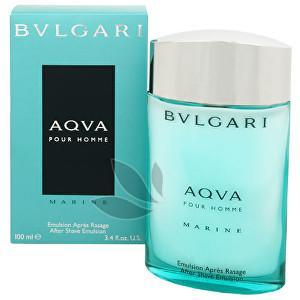 Bvlgari Aqua Marine balzám po holení 100 ml