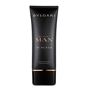 Bvlgari Man In Black - balzám po holení 100 ml