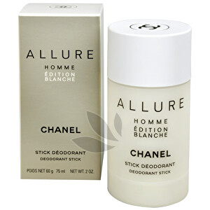 Chanel Allure Homme Édition Blanc he - tuhý deodorant 75 ml