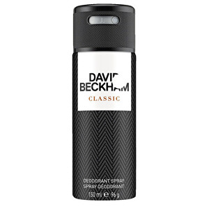 David Beckham Classic - deodorant ve spreji 150 ml