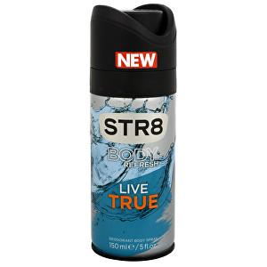STR8 Live True - deodorant ve spreji 150 ml