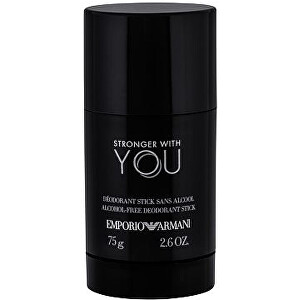 Armani Emporio Armani Stronger With You - tuhý deodorant 75 ml