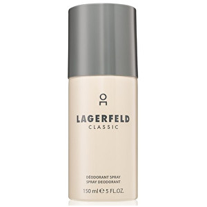 Karl Lagerfeld Classic Homme deospray 150 ml